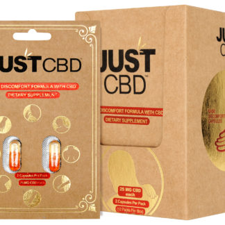 Ease and Discomfort CBD Capsules
